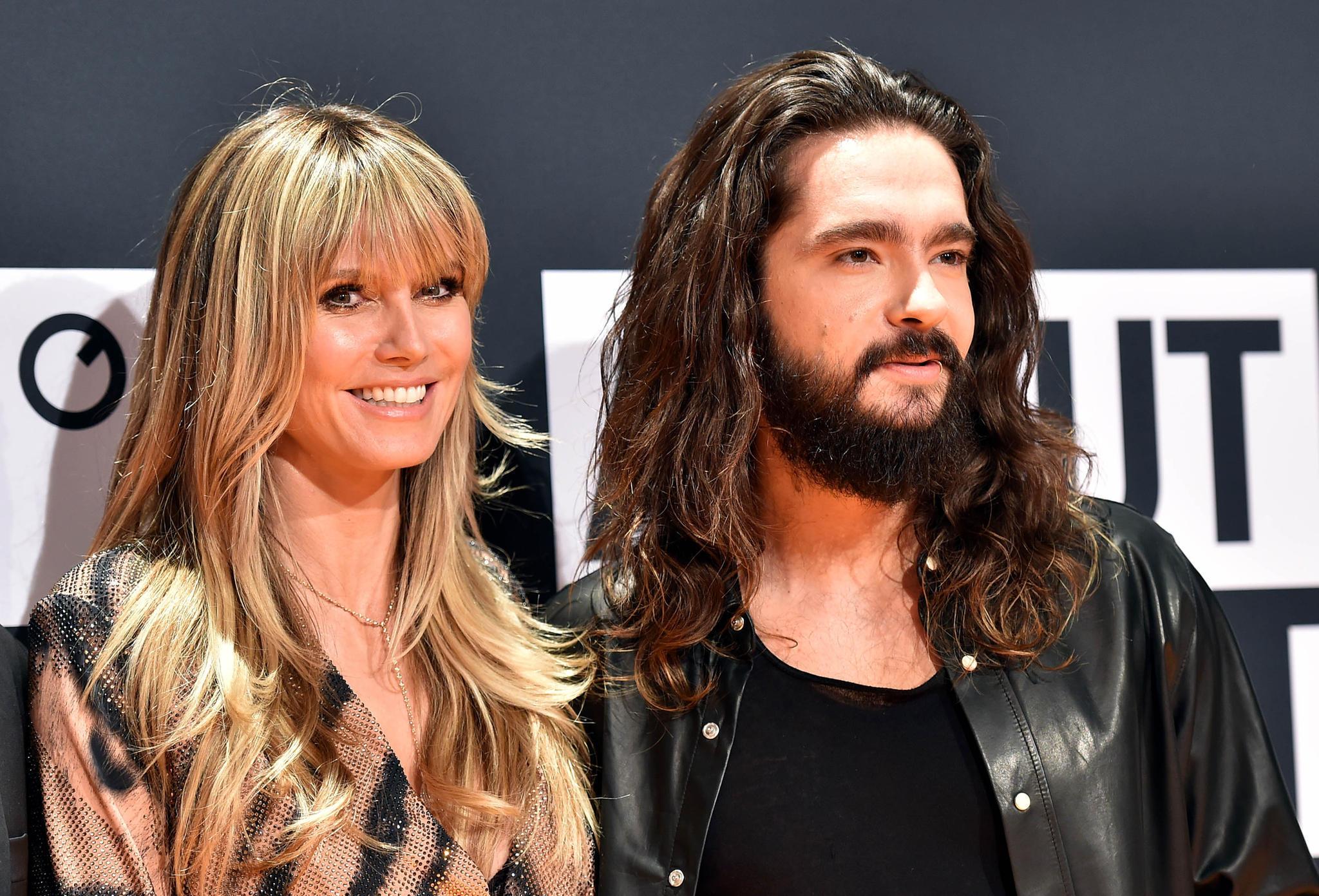 Heidi Klum  Tom Kaulitz Ein LiebesTattoo zur Hochzeit  GALAde
