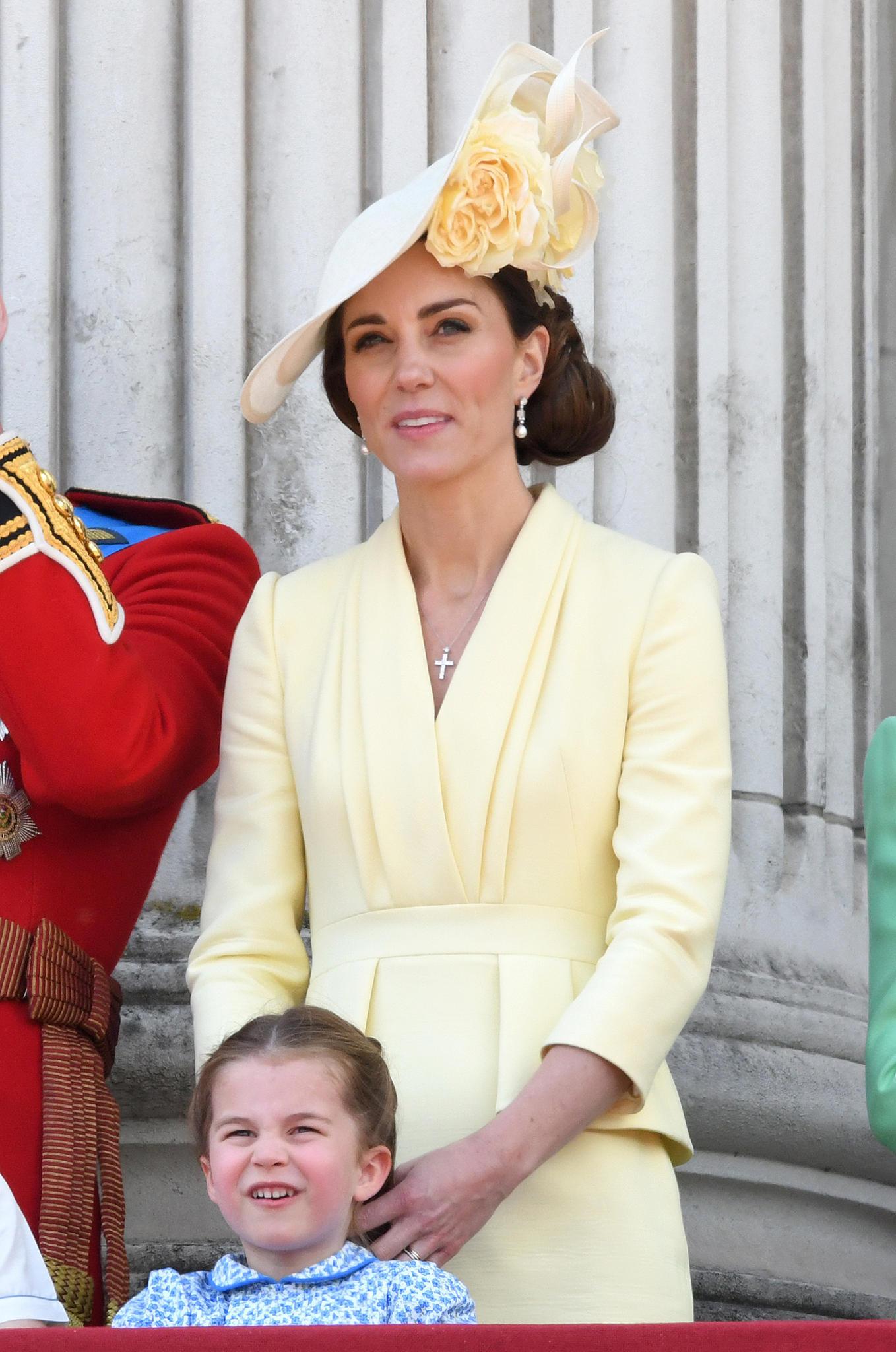 Neue Frisur Prinzessin Kate
