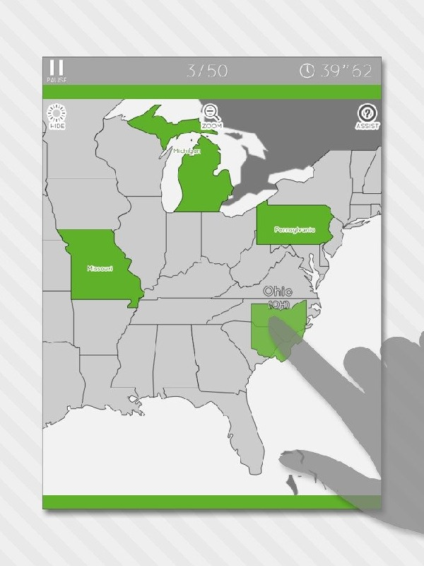 美國地圖拼圖下載_最新版_攻略_安卓版_九游就要你好玩
