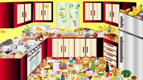 kitchen game miami cabinets 在厨房游戏隐藏对象下载 最新版 攻略 安卓版 九游就要你好玩 厨房游戏