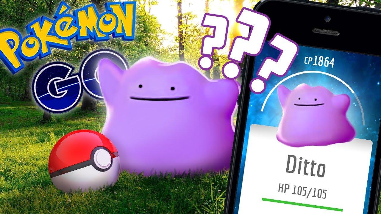《Pokemon Go》百變怪有多強?一起來看看吧! - 香港手機遊戲網 GameApps.hk