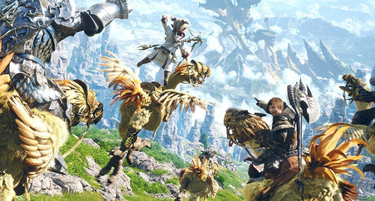 《Final Fantasy》系列獲健力仕三項大獎!第三獎亮了! - 香港手機遊戲網 GameApps.hk