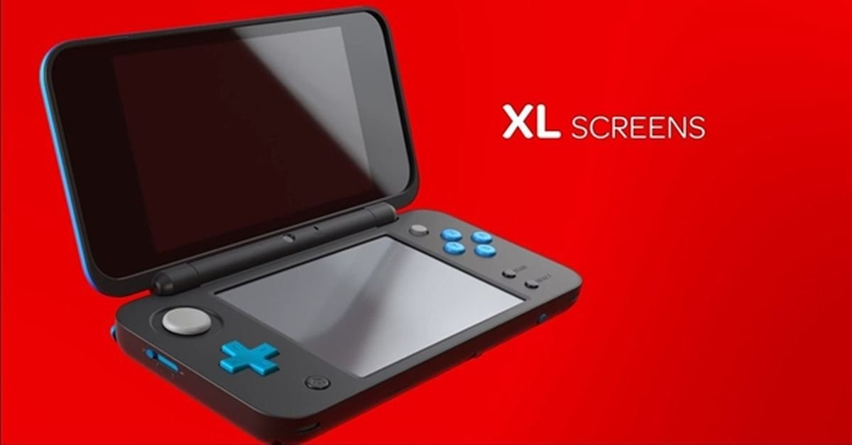 任天堂全新手提遊戲機2DS LL/XL發布!性價比爆炸! - 香港手機遊戲網 GameApps.hk