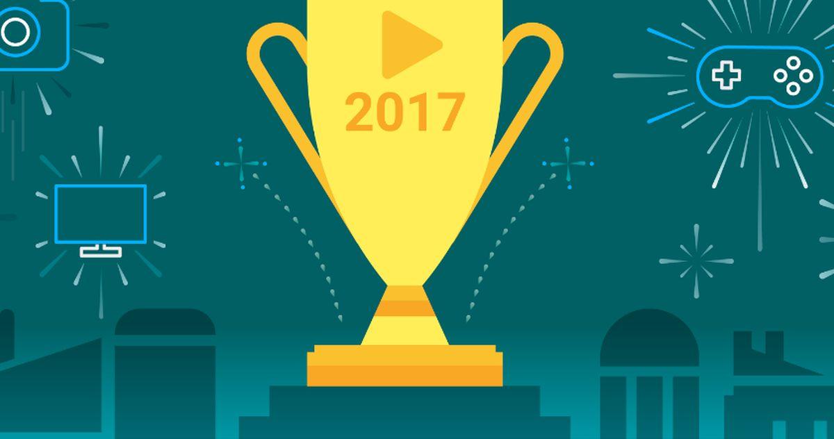 GooglePlay 公佈2017年最佳遊戲排行! - 香港手機遊戲網 GameApps.hk