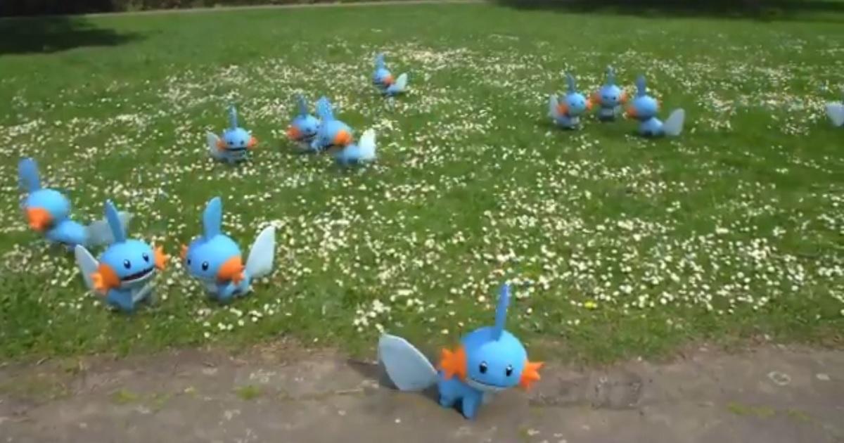 《Pokemon GO》社群日預告出爐 下次到水躍魚