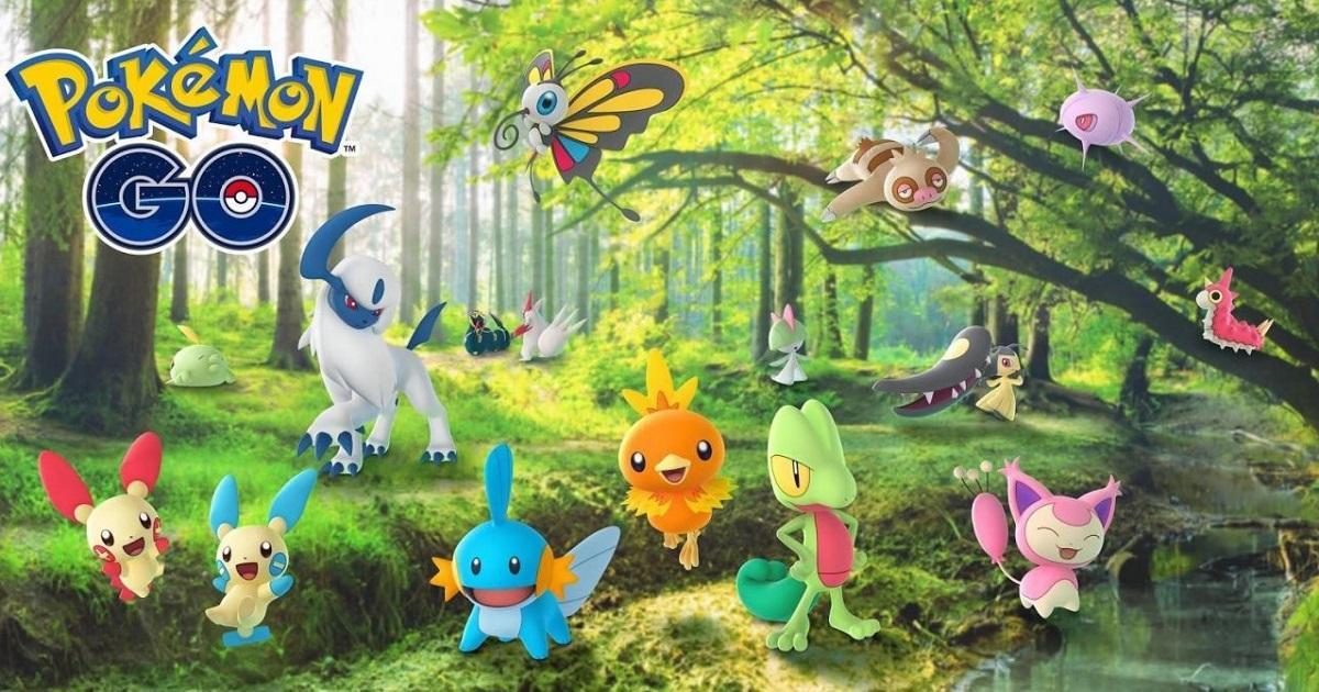 《Pokemon GO》被日本政府認可為日常生活運動一種 - 香港手機遊戲網 GameApps.hk