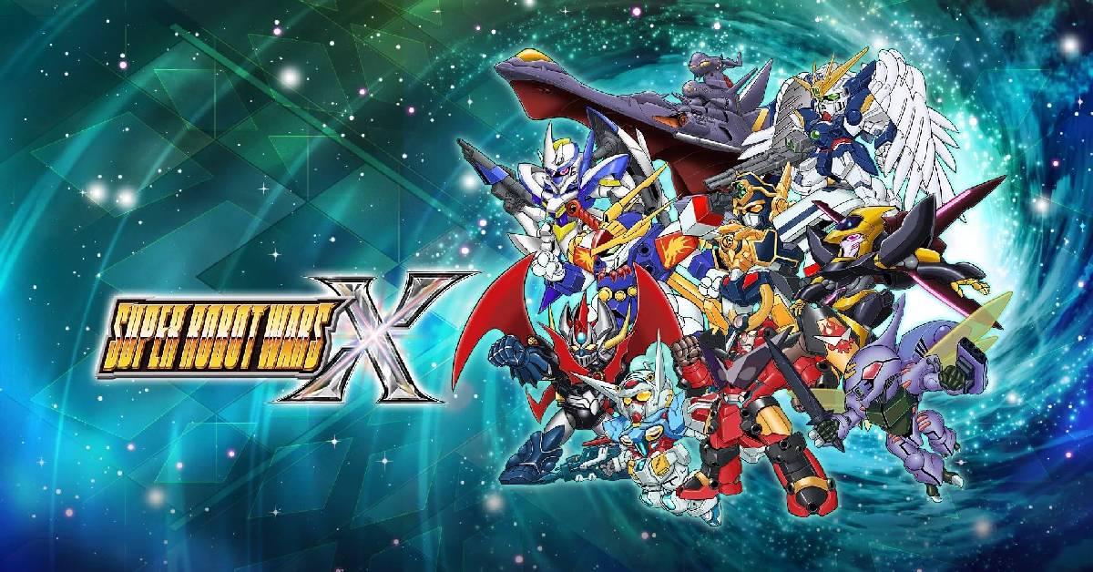 《超級機器人大戰X》Steam 預購開啟 - 香港手機遊戲網 GameApps.hk