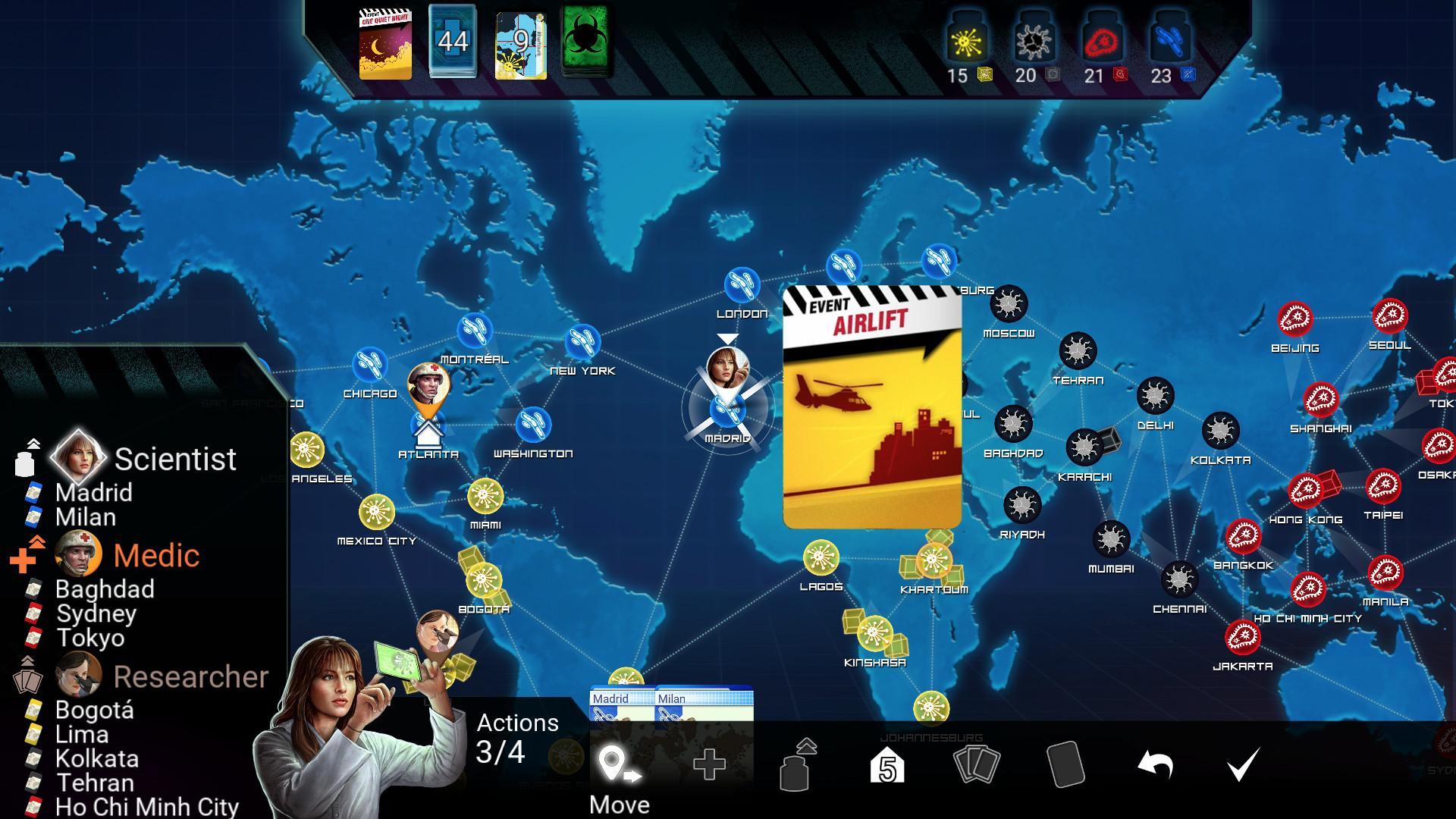 怕疫癥傷害大家感情 疫苗研發遊戲《瘟疫危機》推遲放送 - 香港手機遊戲網 GameApps.hk