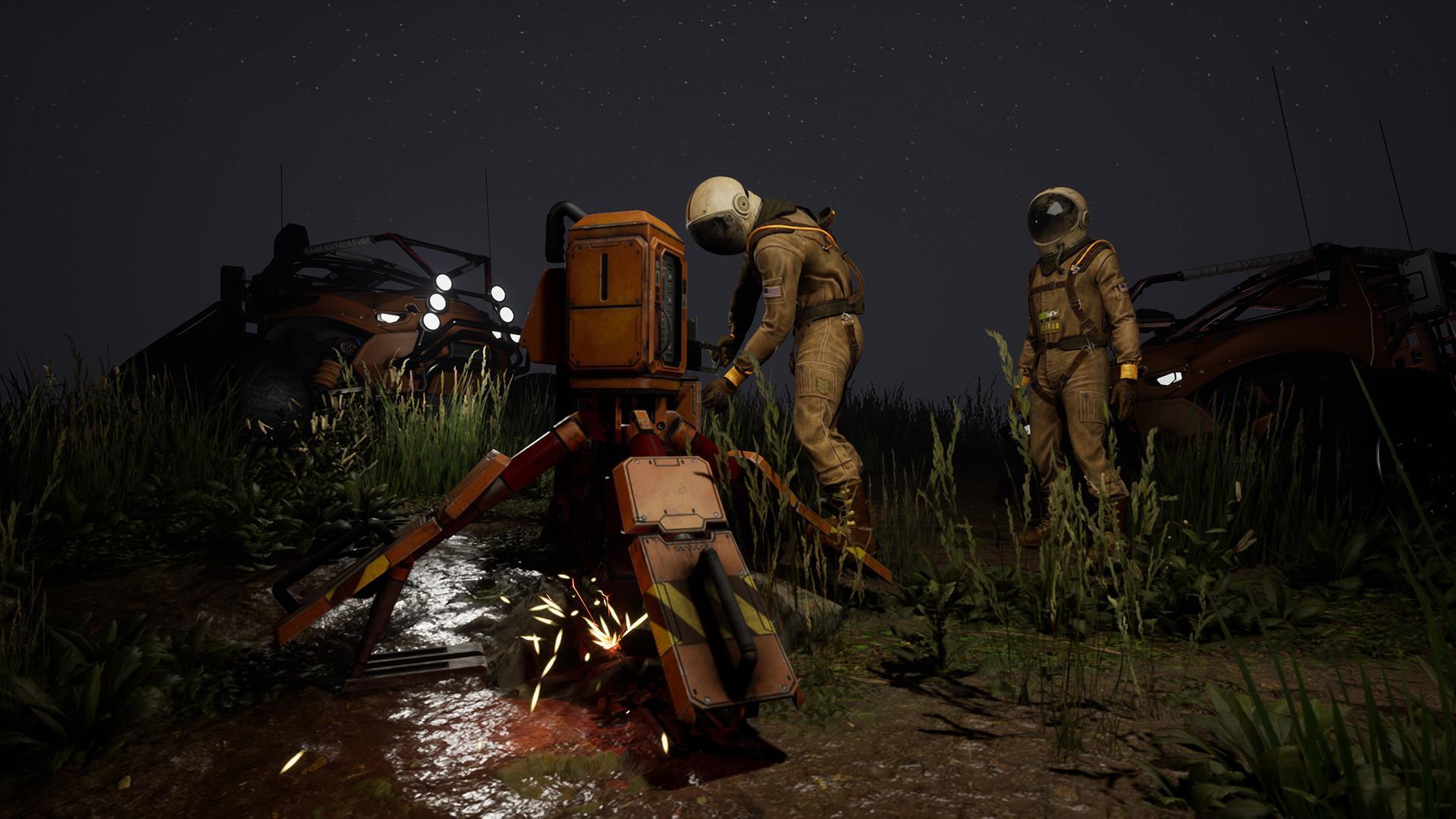 開放世界合作免費遊戲《伊卡洛斯》即將登陸 Steam