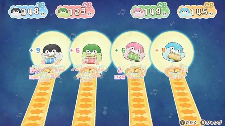 四人派對開心遊玩《一起遊玩吧~♪ 正能量企鵝》發售日公佈 - 香港手機遊戲網 GameApps.hk