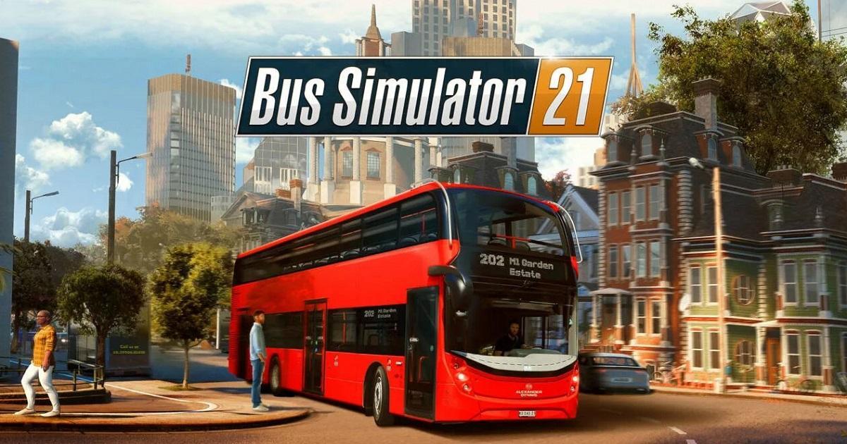 2021 繼續揸巴士《Bus Simulator 21》釋出遊戲預告 - 香港手機遊戲網 GameApps.hk