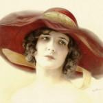 Edwardian Hat style