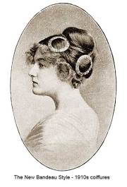 1910 hairstyles coiffures