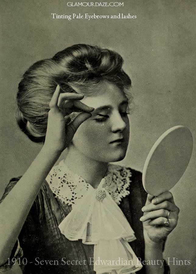 1910 Seven Secret Edwardian Beauty