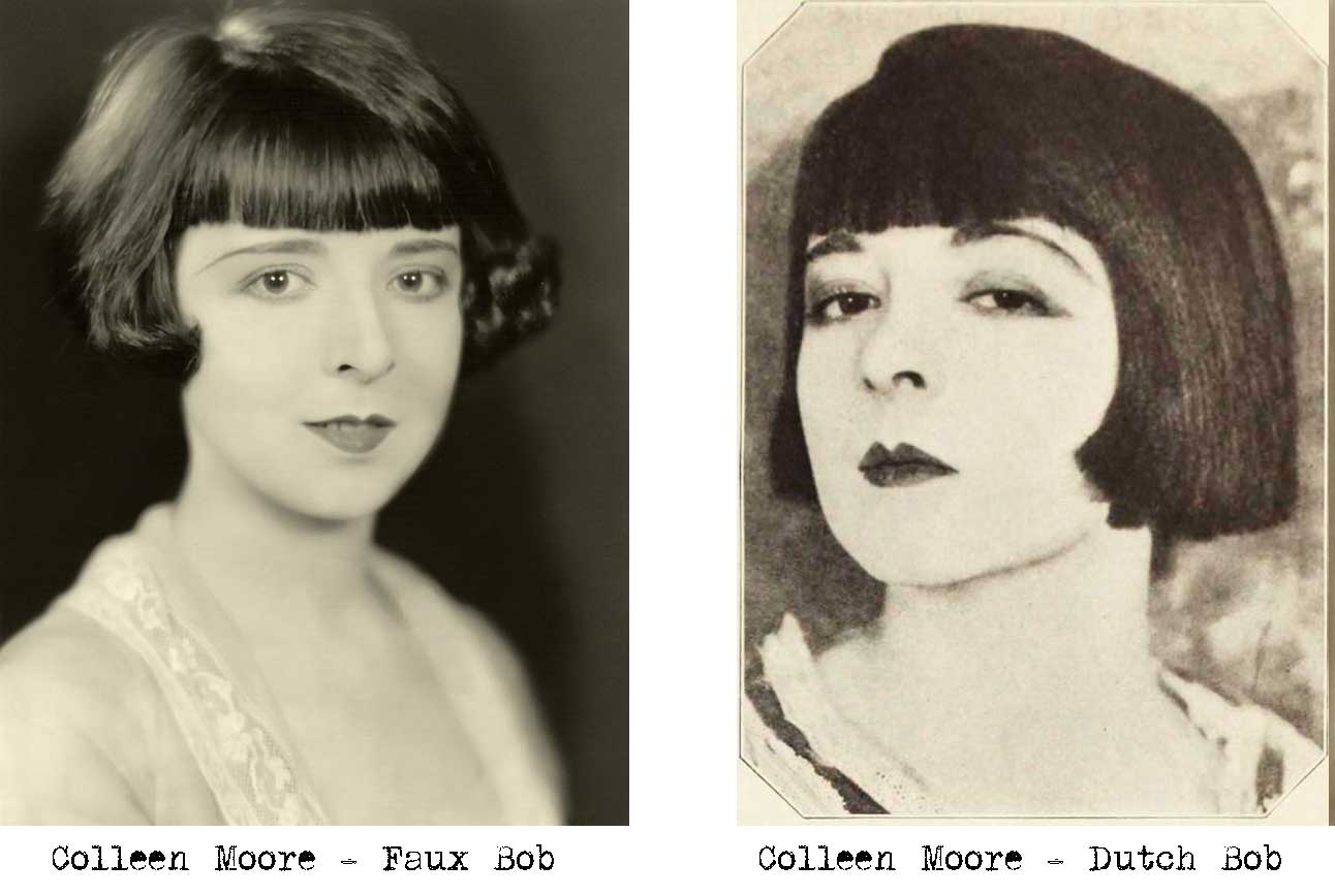 1920s Hairstyles – The Bobbed Hair Phenomenon Of 1924 Glamourdaze