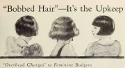 1920s hairstyles chart