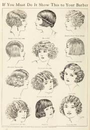 1920s hairstyles bobbed hair