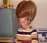 beehive hairdos ruled