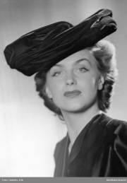 1940s hat styles 1940 1945