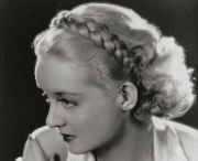 1930s hairstyles detachable braids