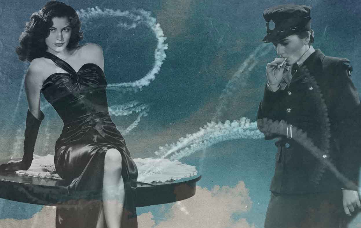 Conflicting Portrayals Of Ww2 Women In The S