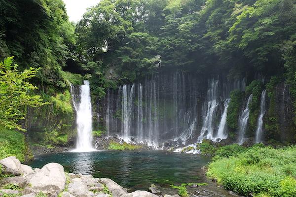 「白糸の滝」の画像検索結果