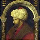 Portrait of Mehmed II by Gentile Bellini