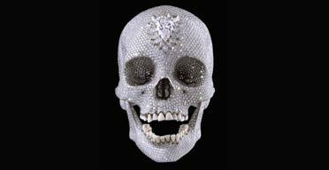 Damien Hirst's diamond skull: For the Love of God