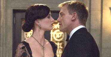 Bond & Vesper Lynd