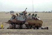 Iraqi armored vehicle