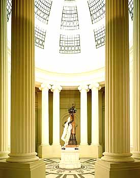 Salammbo Rotunda, Lady Lever Gallery