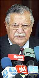 Iraqi President Jalal Talabani confirms that more than 50 bodies pulled from the Tigris river were those of hostages missing in the area