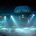 Russian submarines in the Arctic Ocean