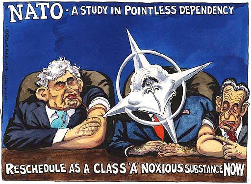 04.04.2008: Steve Bell on Nato