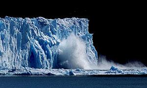 Melting ice   Image: Guardian Unlimited