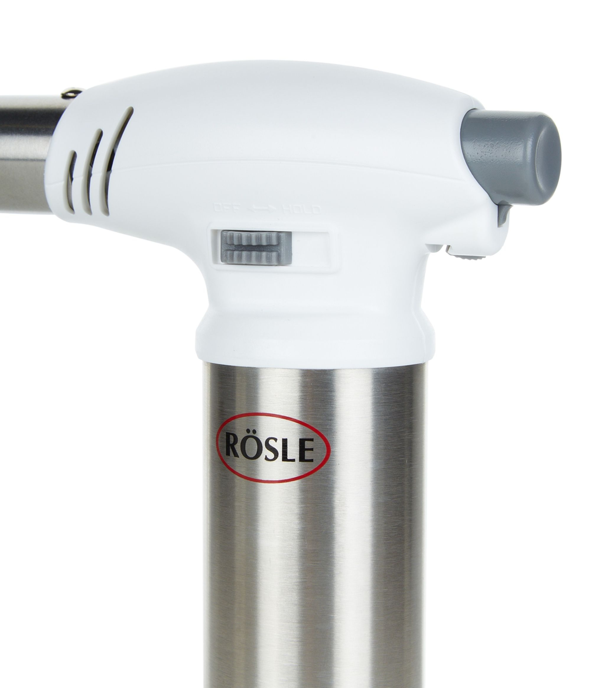 You can now prepare amazing desserts like the crème brûlée at home by using the rosle kitchen torch. Rösle Kitchen Torch   Harrods US