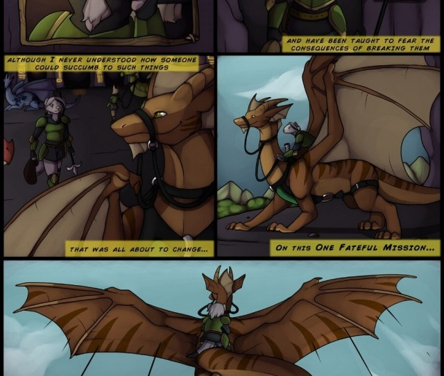 Porn Comic Dragon Rider