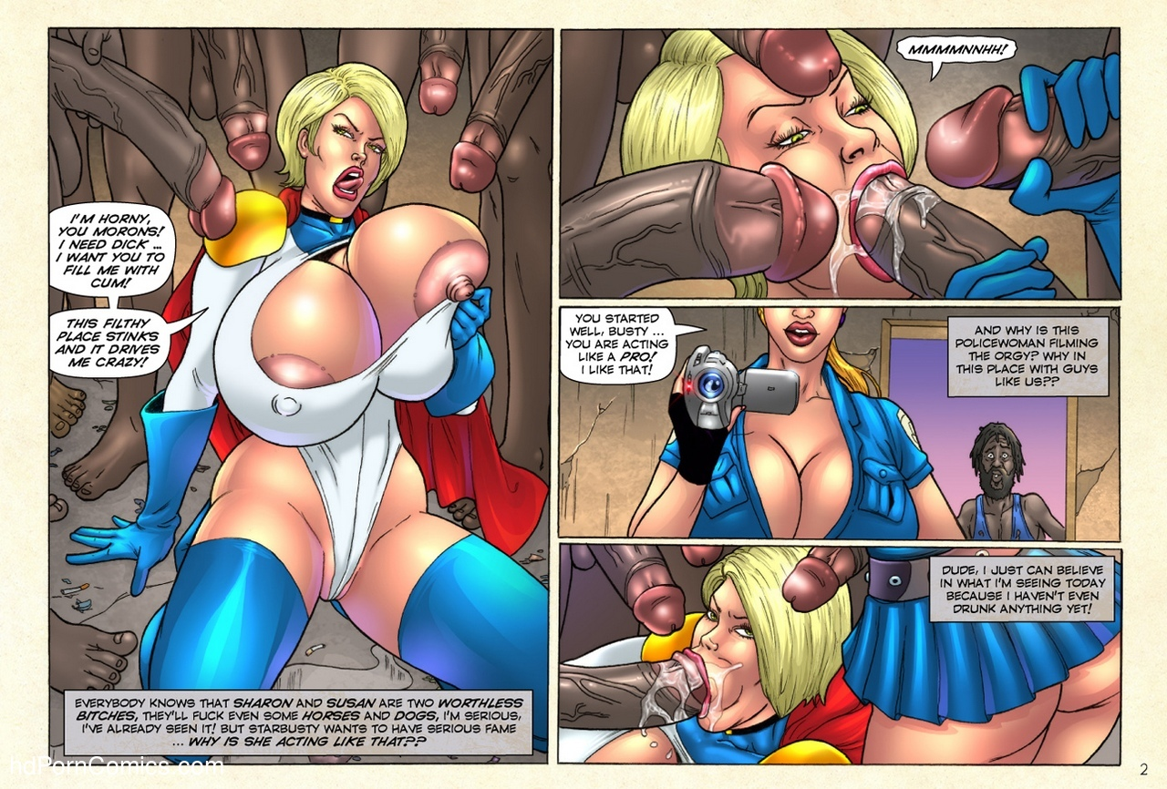 Starbusty  Unbelievable Sex Comic  HD Porn Comics