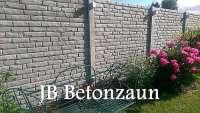 Betonzaun Gabionen Sichtschutz Sichtschutzune Zaun Zune ...