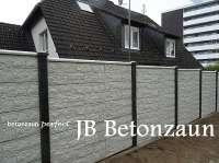 Betonzaun Sichtschutzzaun Sichtschutz Betonzune Zaun ...