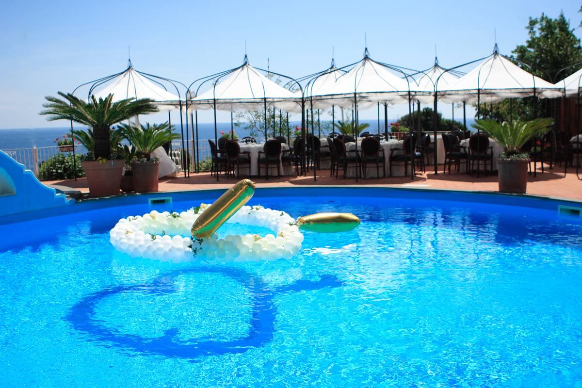 Piscine  Strand Hotel Terme Delfini Ischia