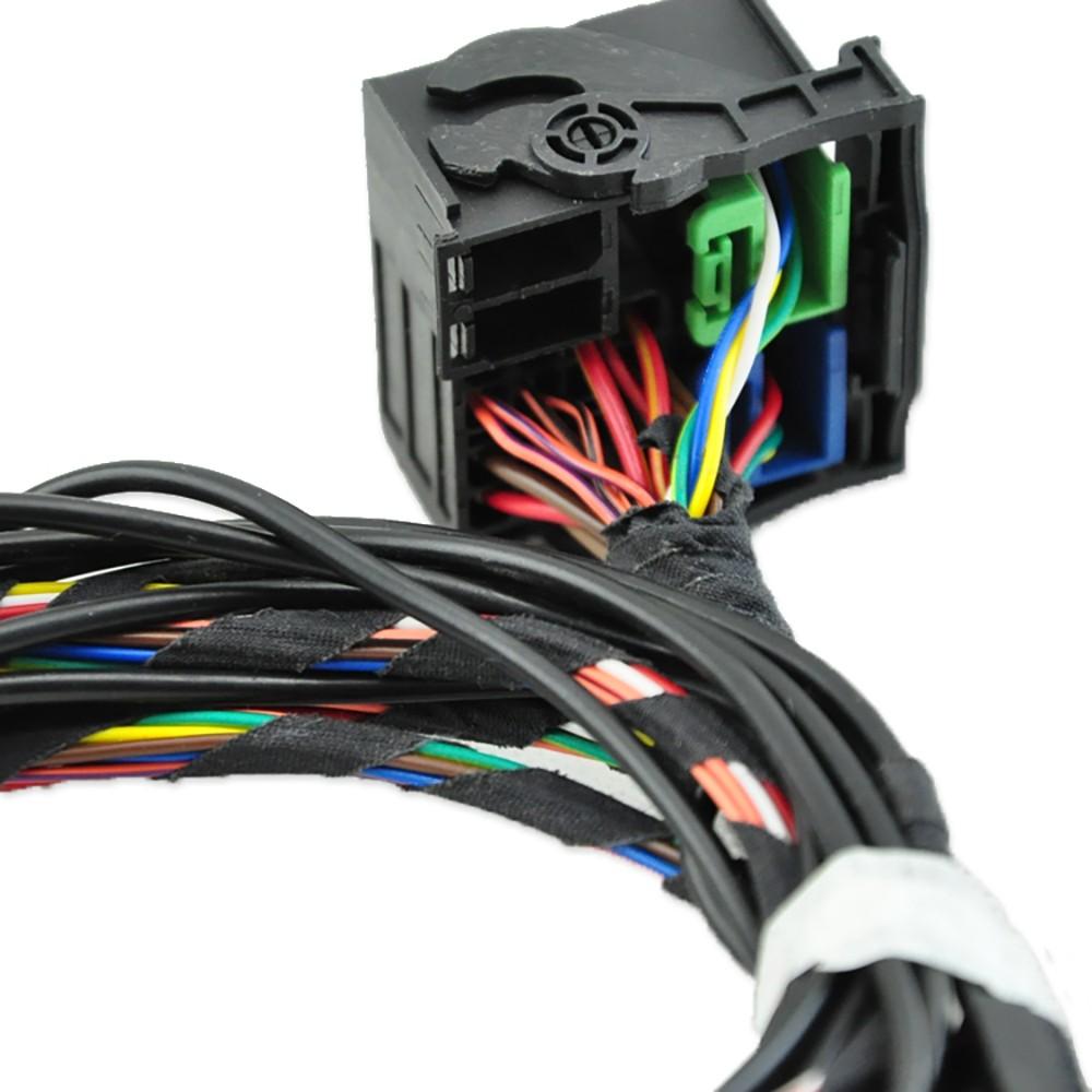 medium resolution of genuine oem vw bluetooth wiring harness with microphone