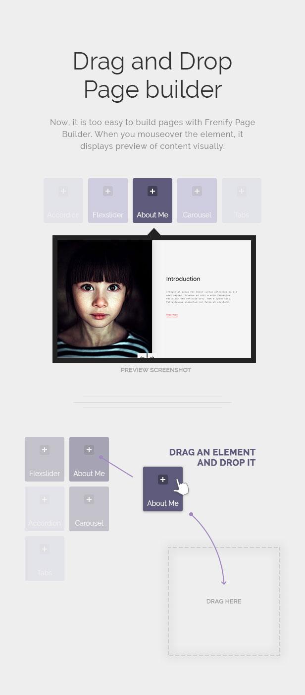 Fotofly - Photography WordPress Theme 8