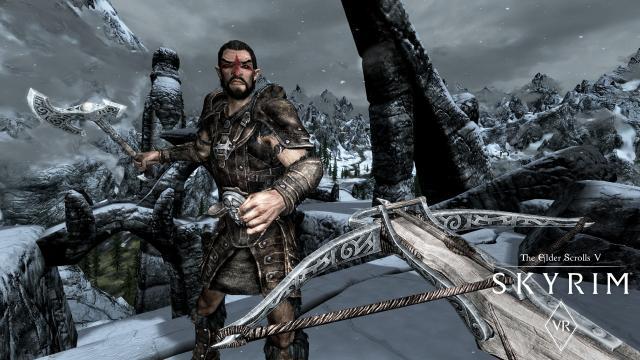 The Elder Scrolls V Skyrim VR - PC -DARKSiDERS - Game-2u com
