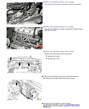 Land Rover Discovery 3 2006 to 2009 Workshop, Service and