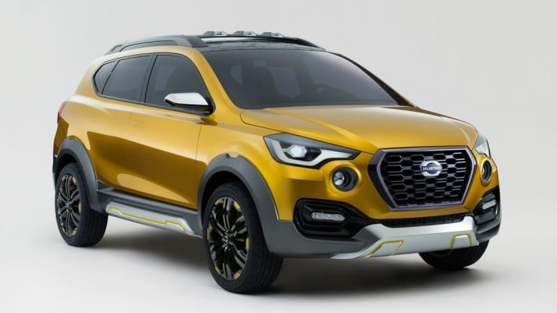 Upcoming Cars -Datsun Cross When to expect December 2018 Estimated Price Rs 4.5 - 6.5 Lakhs - Forever Driving School