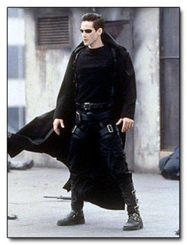 Melanjutkan hidup di Matrix