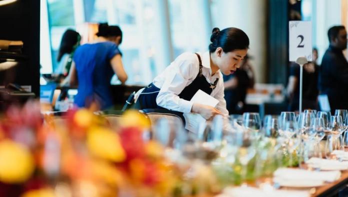 arranging_table event management