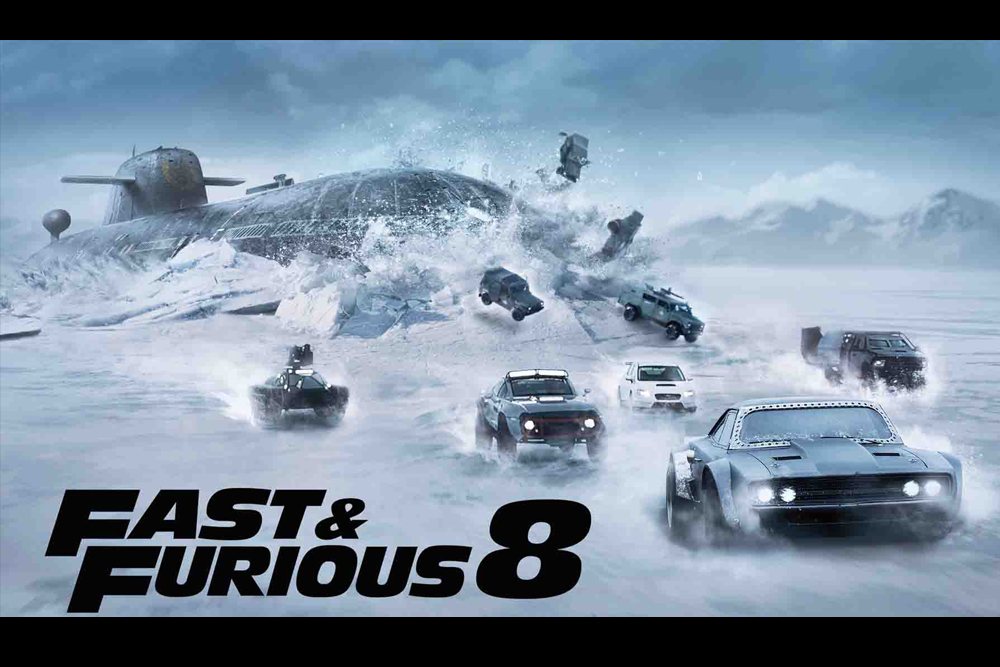 Fate of the Furious Movie Online Free