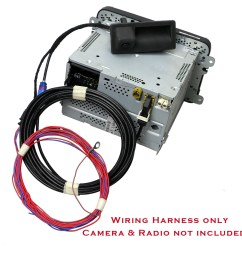 details about oem wiring harness for rgb rear view camera fit rcd510 no camera harness [ 1200 x 1200 Pixel ]